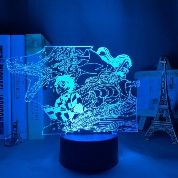 IMG 6522 - Anime 3D lamp