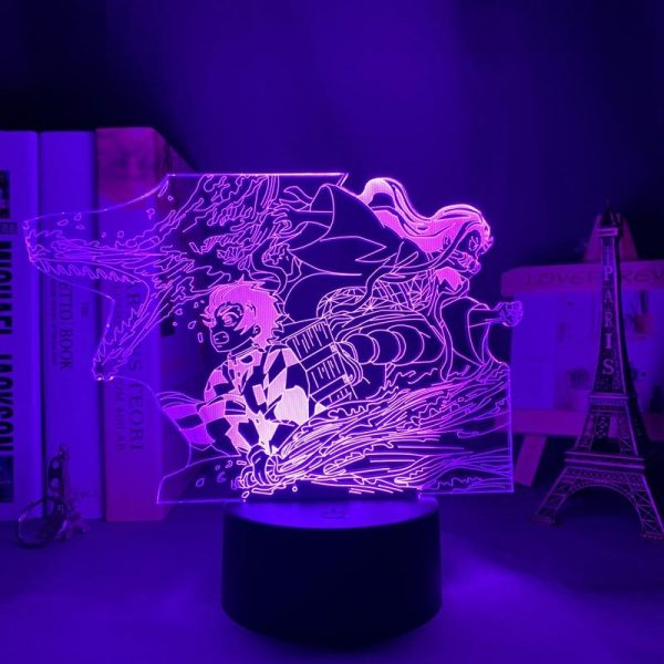 IMG 6523 - Anime 3D lamp