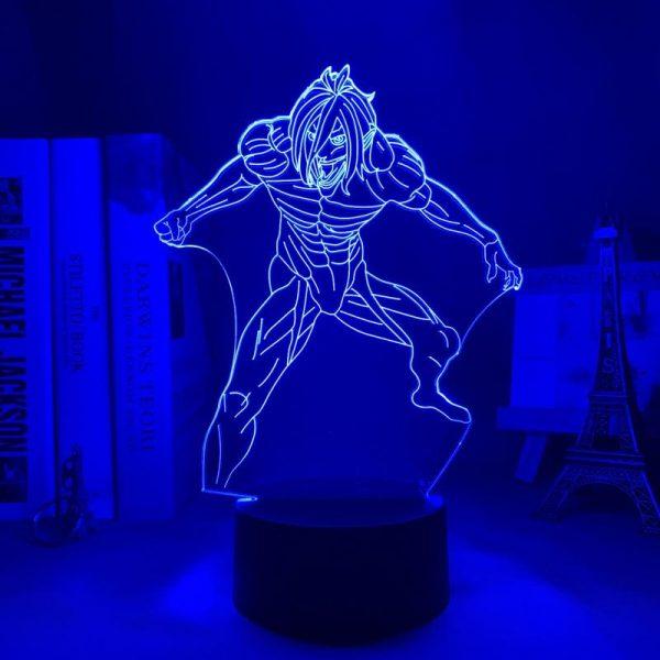 IMG 6625 - Anime 3D lamp