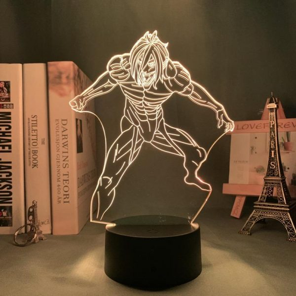 IMG 6627 - Anime 3D lamp