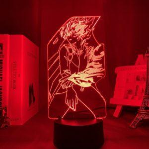 SHOTO TODOROKI LED ANIME LAMP (MY HERO ACADEMIA) Otaku0705 TOUCH Official Anime Light Lamp Merch