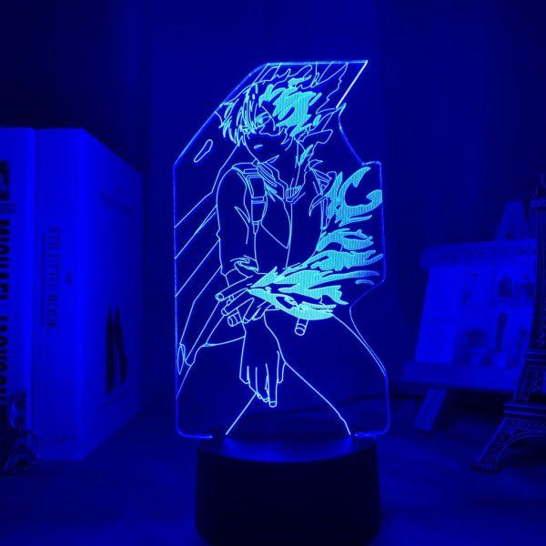 IMG 6723 - Anime 3D lamp