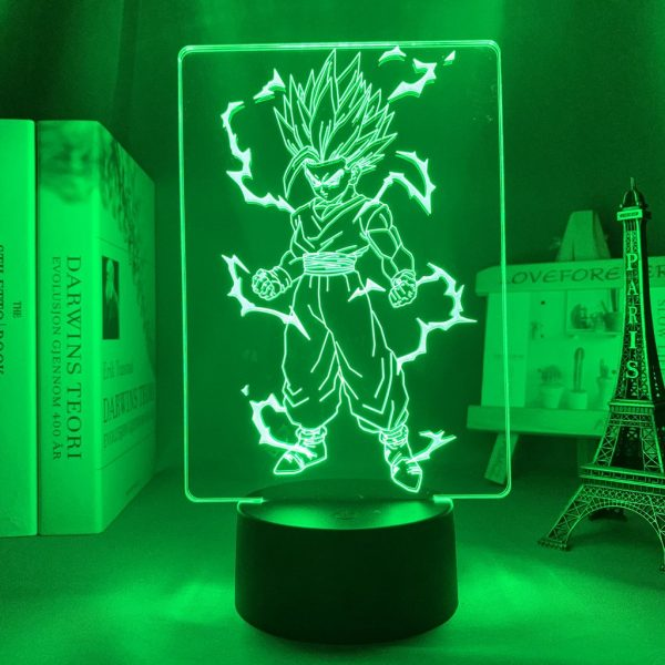 TOUCH + (REMOTE) Official Anime Light Lamp Merch