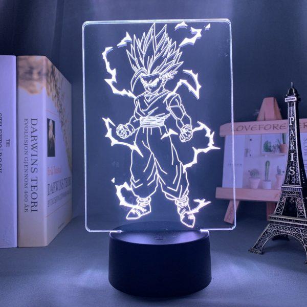 IMG 6808 - Anime 3D lamp