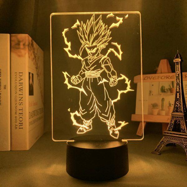IMG 6809 - Anime 3D lamp