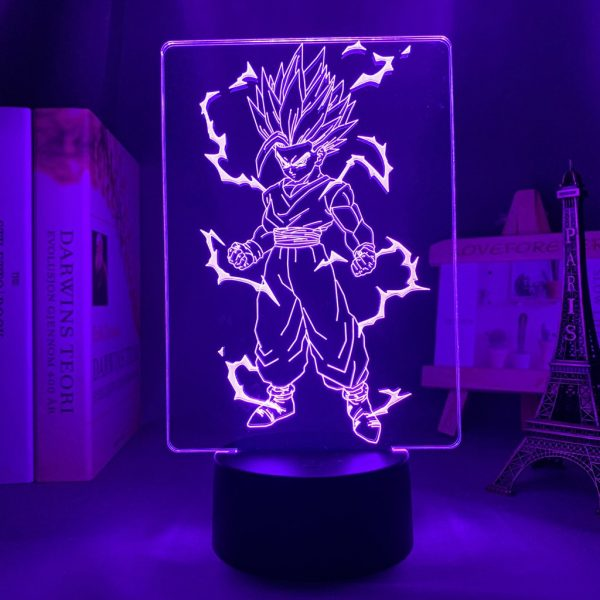 IMG 6811 - Anime 3D lamp