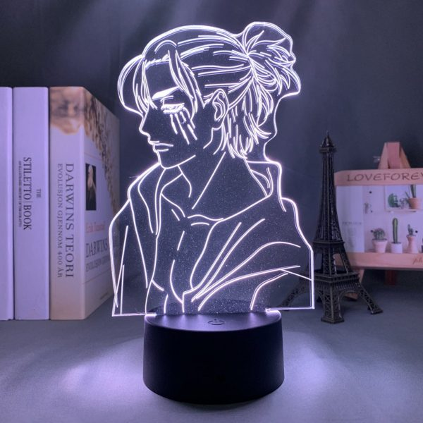 IMG 6843 - Anime 3D lamp