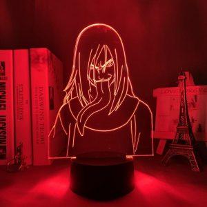 OROCHIMARU LED ANIME LAMP (NARUTO) Otaku0705 TOUCH Official Anime Light Lamp Merch