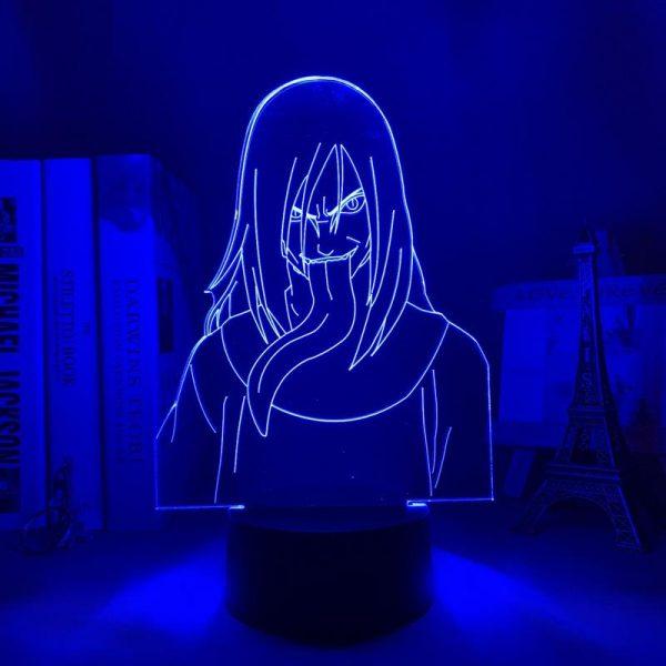 IMG 6850 - Anime 3D lamp