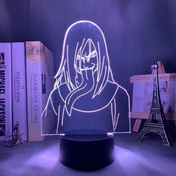 IMG 6851 - Anime 3D lamp