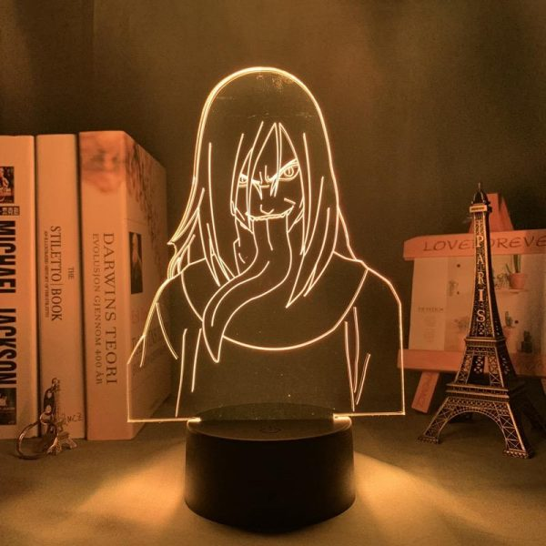 IMG 6852 - Anime 3D lamp