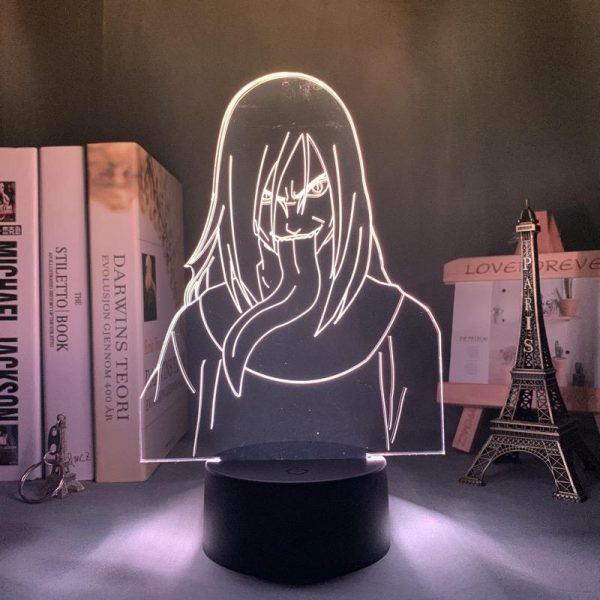 IMG 6853 - Anime 3D lamp