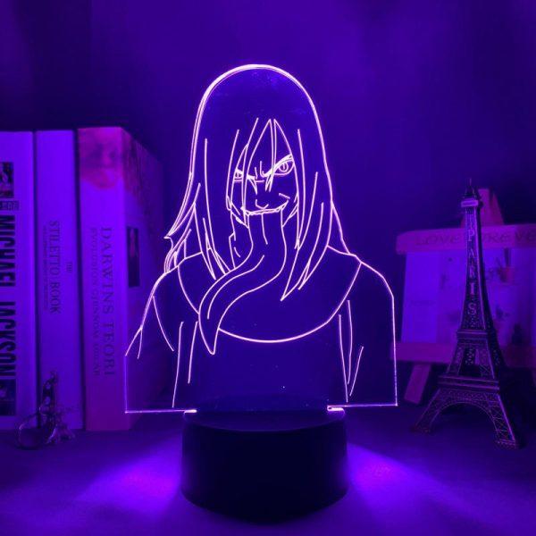 IMG 6854 - Anime 3D lamp