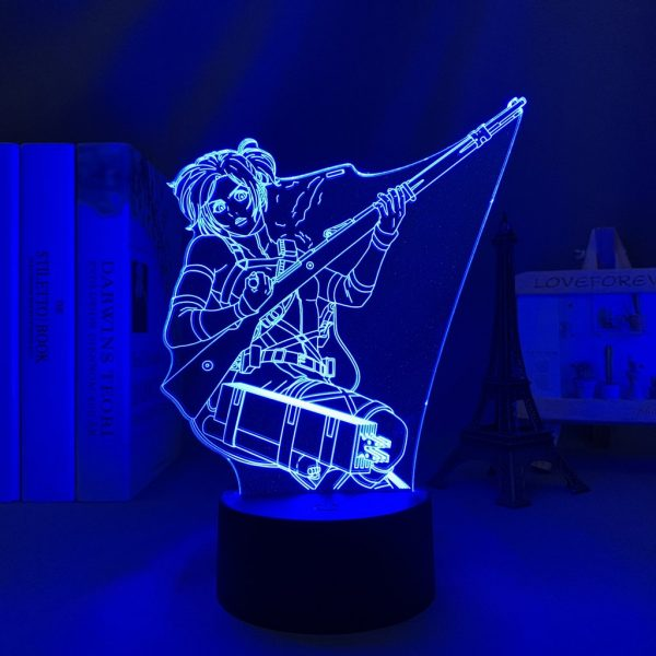 IMG 6932 - Anime 3D lamp