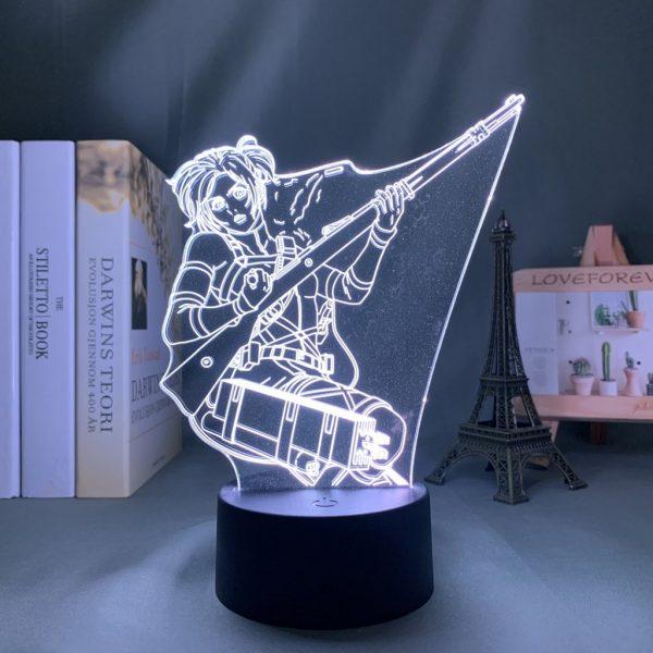 IMG 6933 - Anime 3D lamp