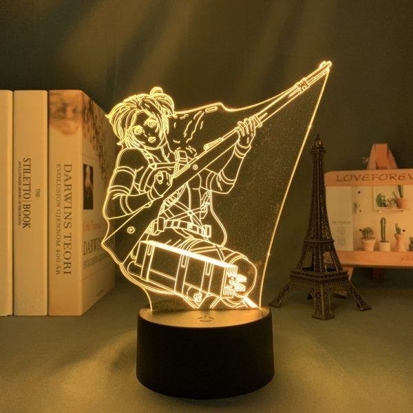 IMG 6934 - Anime 3D lamp