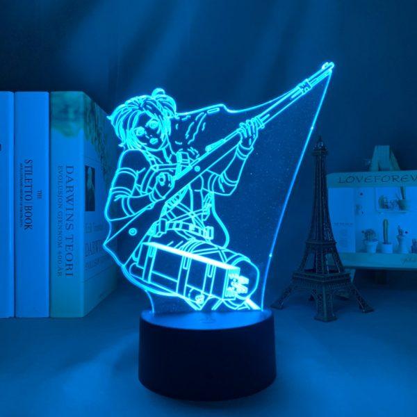 IMG 6935 - Anime 3D lamp