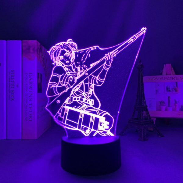 IMG 6936 - Anime 3D lamp