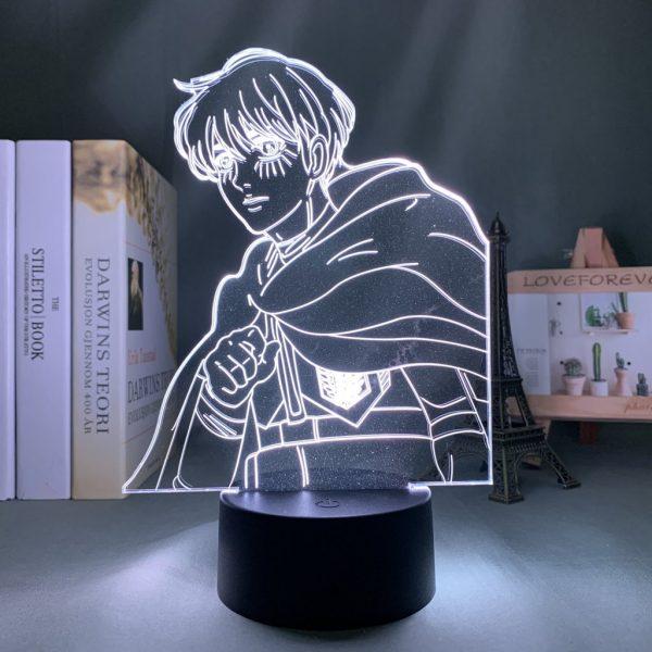 IMG 6984 - Anime 3D lamp