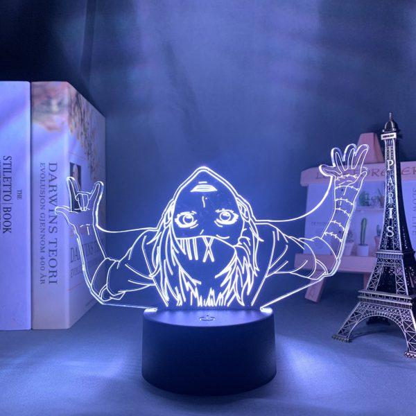 IMG 7037 - Anime 3D lamp