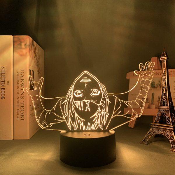IMG 7038 - Anime 3D lamp