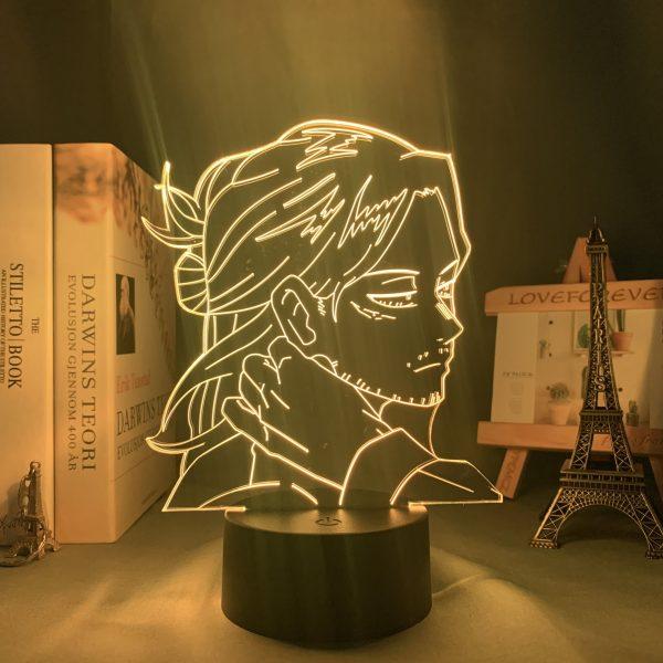 AIZAWA LED ANIME LAMP (MY HERO ACADEMIA) Otaku0705 TOUCH +(REMOTE) Official Anime Light Lamp Merch
