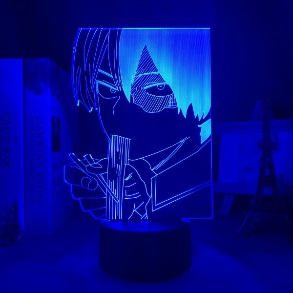 IMG 7299 - Anime 3D lamp