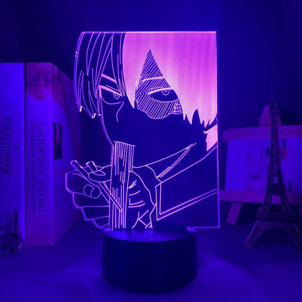 SHOTO EATING LED ANIME LAMP (MY HERO ACADEMIA) Otaku0705 TOUCH Official Anime Light Lamp Merch