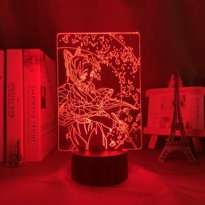SHINOBU'S SERENITY LED ANIME LAMP (DEMON SLAYER) Otaku0705 TOUCH Official Anime Light Lamp Merch
