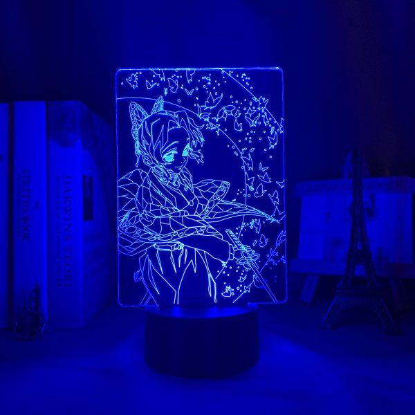 IMG 7369 - Anime 3D lamp