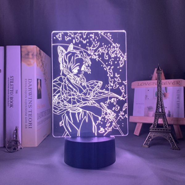 IMG 7370 - Anime 3D lamp