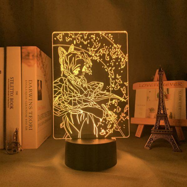 IMG 7371 - Anime 3D lamp