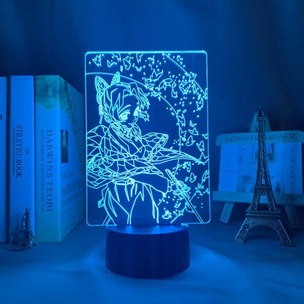 IMG 7372 - Anime 3D lamp
