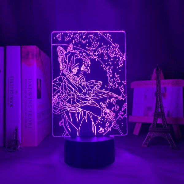 IMG 7373 - Anime 3D lamp