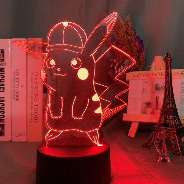 COOL PIKACHI LED ANIME LAMP (POKEMON) Otaku0705 TOUCH Official Anime Light Lamp Merch