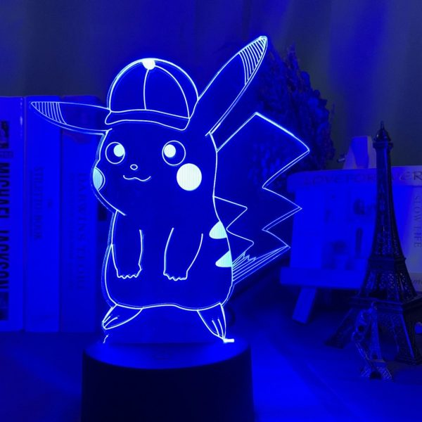 IMG 7405 - Anime 3D lamp