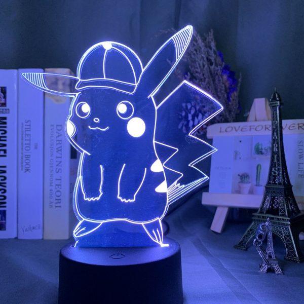 IMG 7406 - Anime 3D lamp