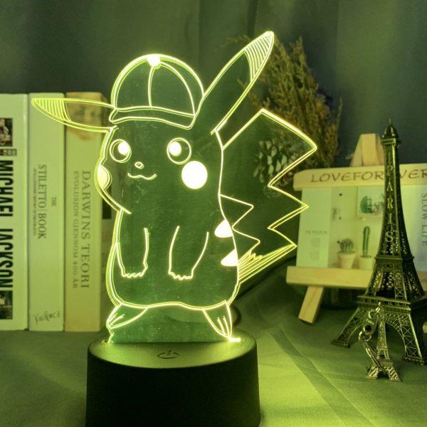 IMG 7407 - Anime 3D lamp
