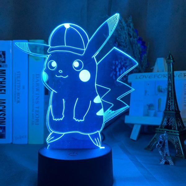 IMG 7408 - Anime 3D lamp