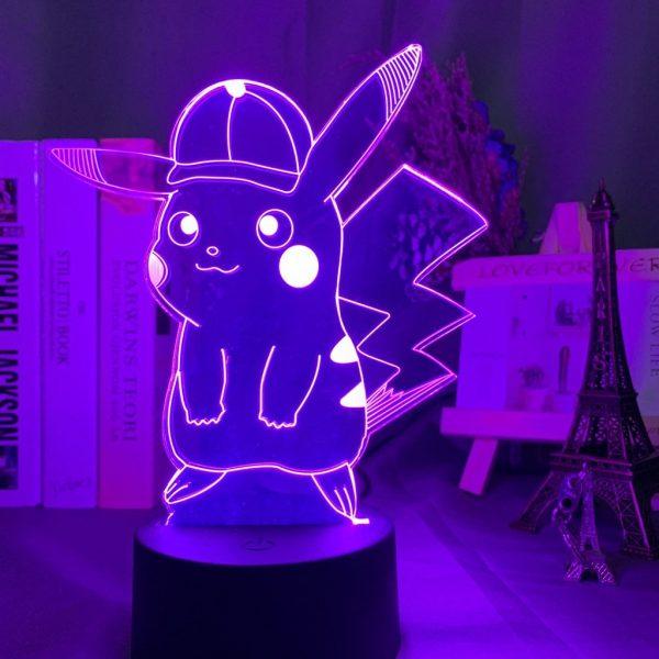 IMG 7409 - Anime 3D lamp