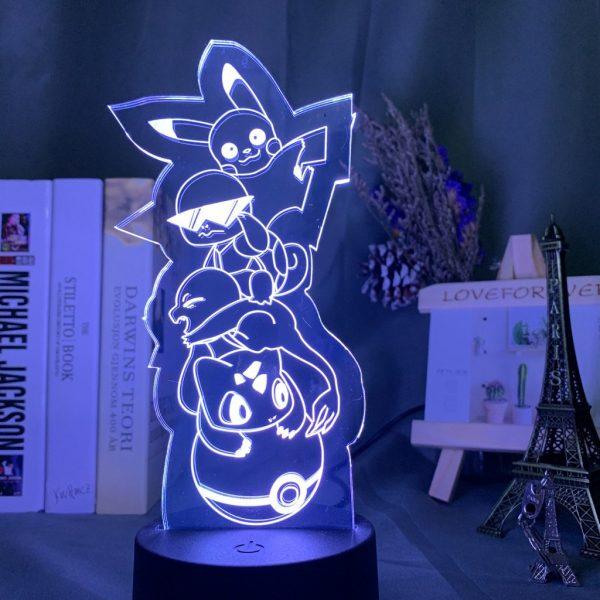 IMG 7414 - Anime 3D lamp