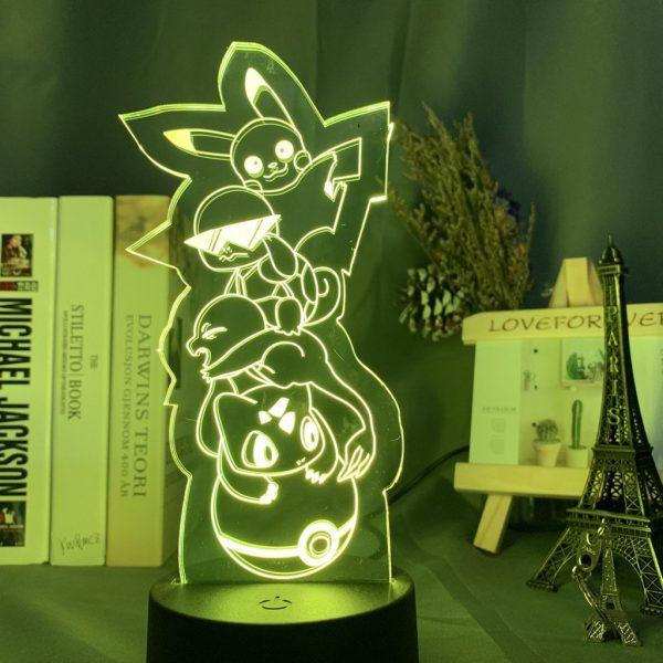 IMG 7415 - Anime 3D lamp