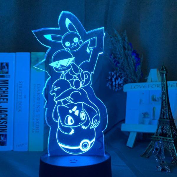 IMG 7416 - Anime 3D lamp