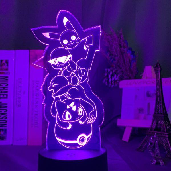 IMG 7417 - Anime 3D lamp