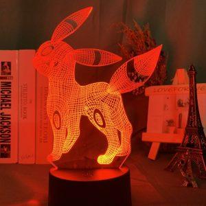 UMBREON LED ANIME LAMP (POKEMON) Otaku0705 TOUCH +(REMOTE) Official Anime Light Lamp Merch