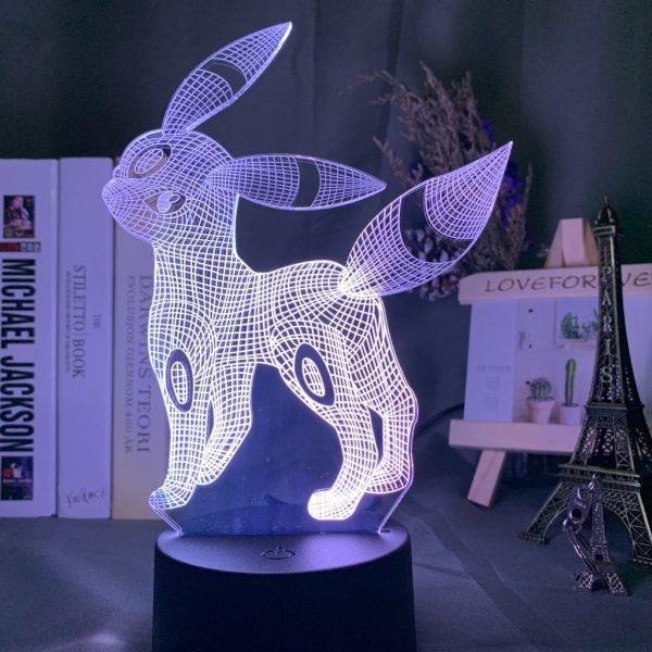IMG 7430 - Anime 3D lamp