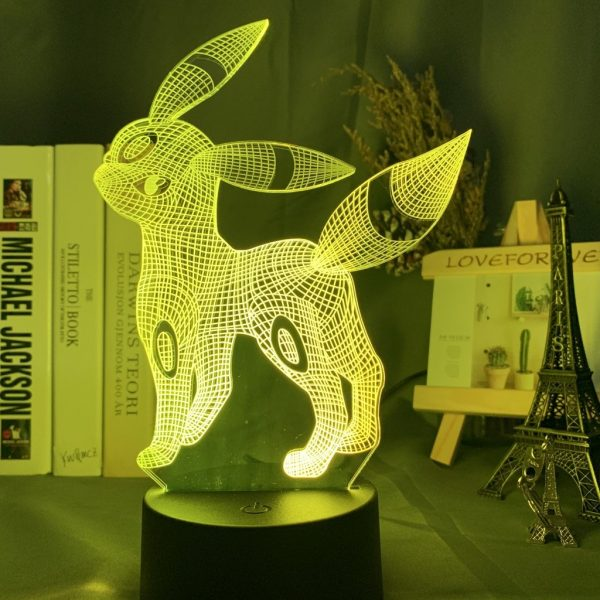 IMG 7431 - Anime 3D lamp