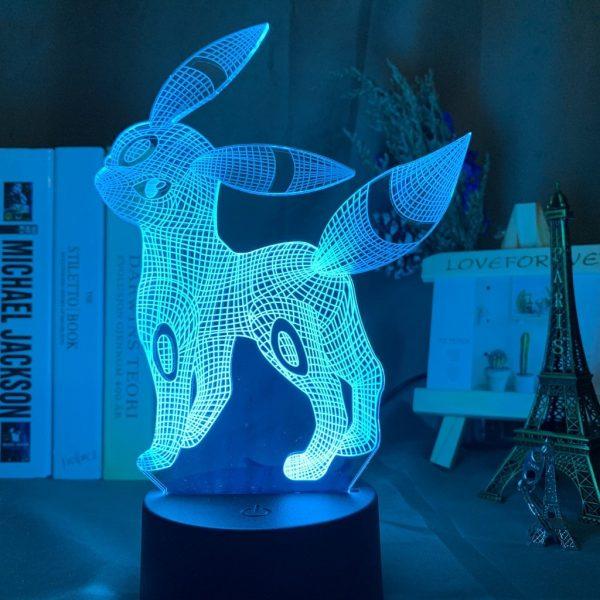IMG 7432 - Anime 3D lamp
