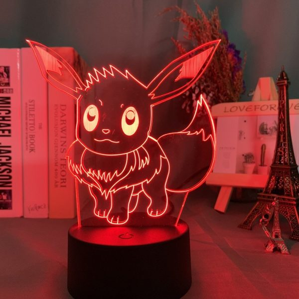 EEVEE LED ANIME LAMP (POKEMON) Otaku0705 TOUCH Official Anime Light Lamp Merch