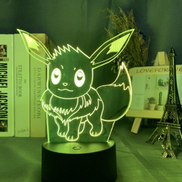 IMG 7439 faf53841 e2ef 4b05 a745 00afe3fc75a7 - Anime 3D lamp